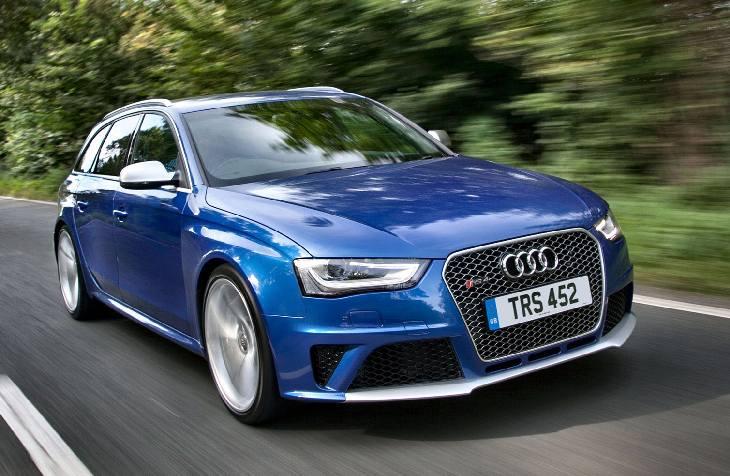 Audi RS4 бесплатно