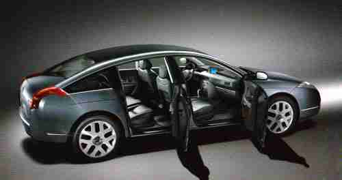 ситроен концепт кар 2012